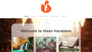 Vixen Vacations
