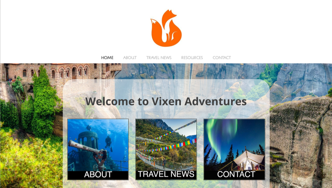 Vixen Adventures